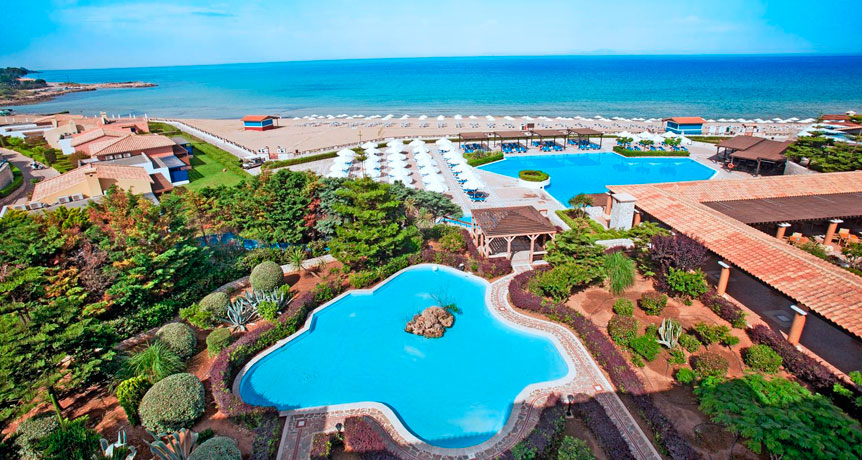 Пелопоннес: Aldemar Olympian Village 5*